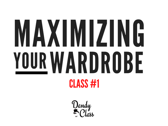 Maximizing Your Wardrobe