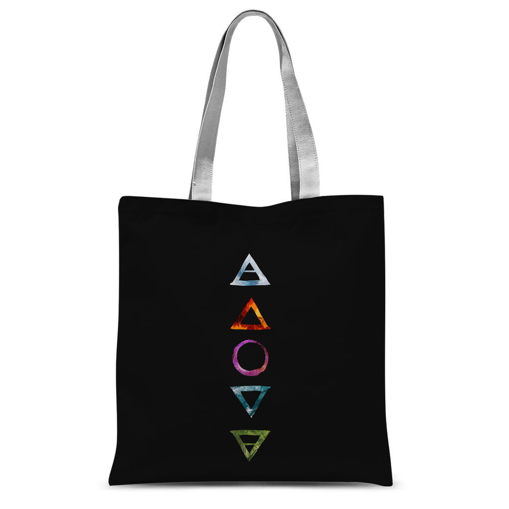 5 Elements Tote Bag - Crescent Chalice