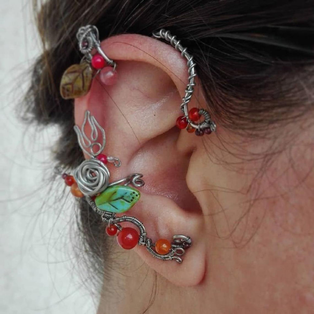 Fairy Ear Cuff - Crescent Chalice