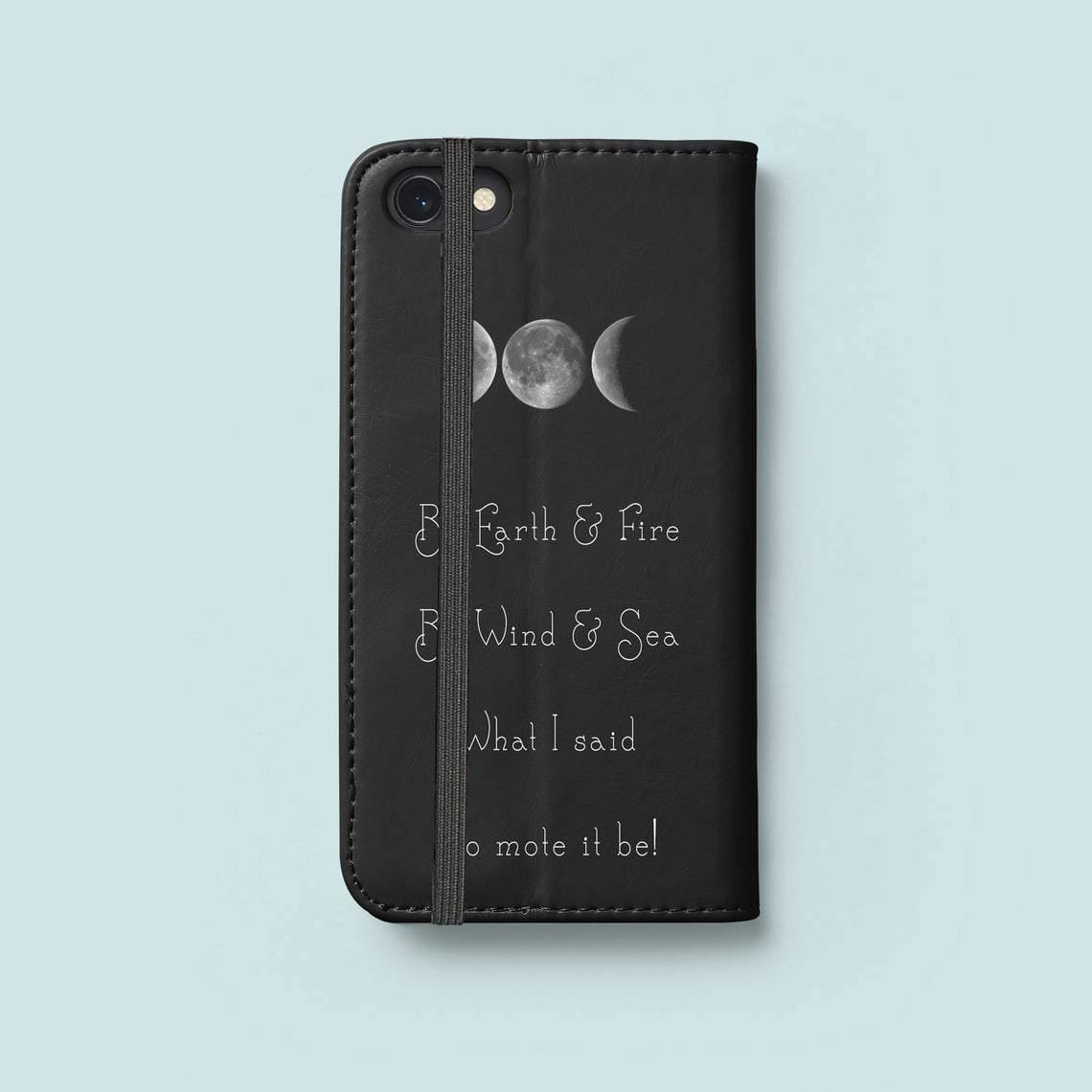 So Mote It Be Phone Case - Crescent Chalice
