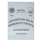 Ouija Glass Cutting Board - Crescent Chalice