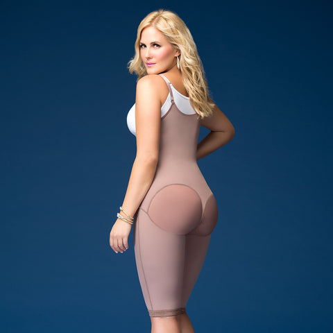 Fájate Knee Length Body Shaper