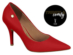 Red Point Pumps