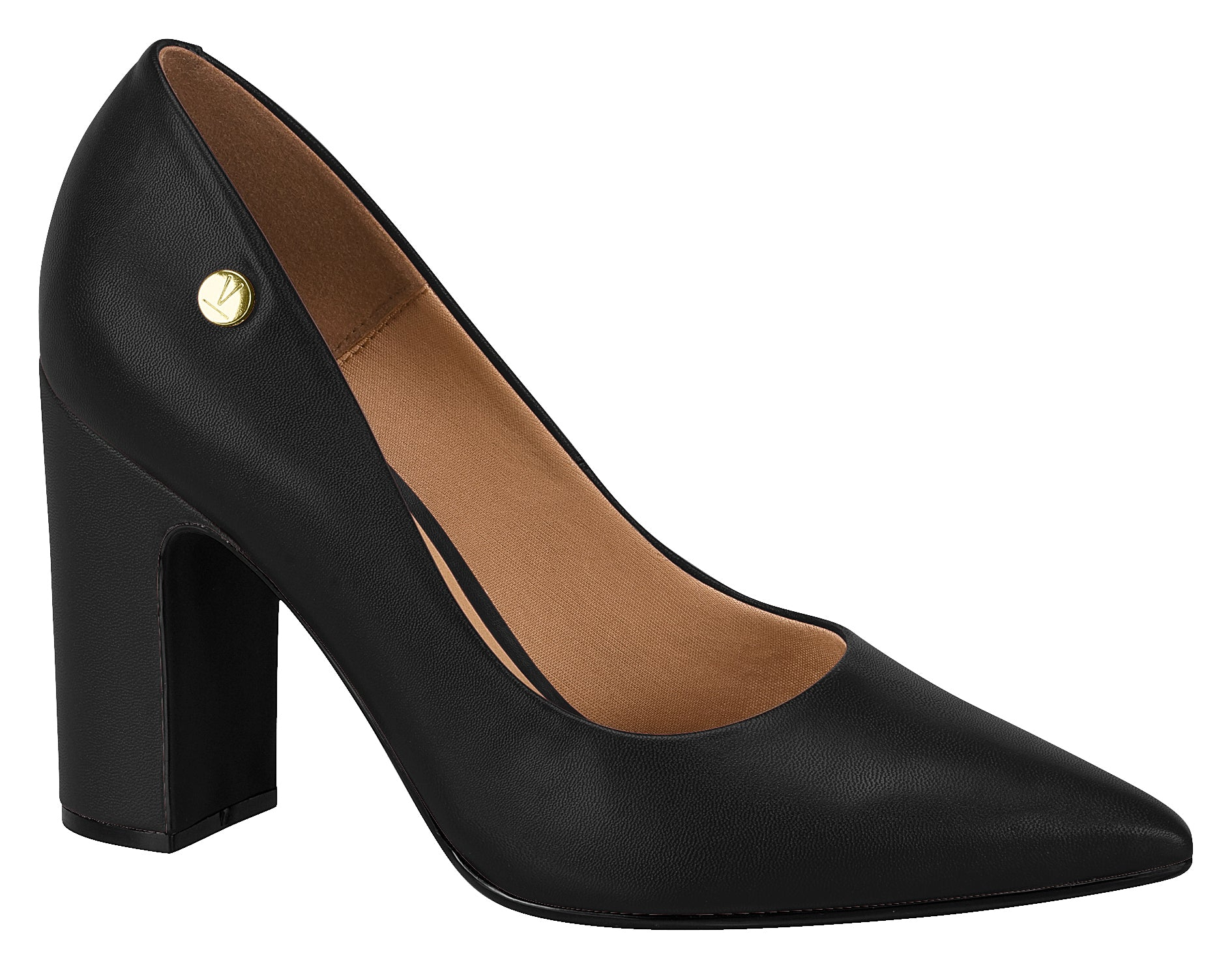 Black Point Block Heel