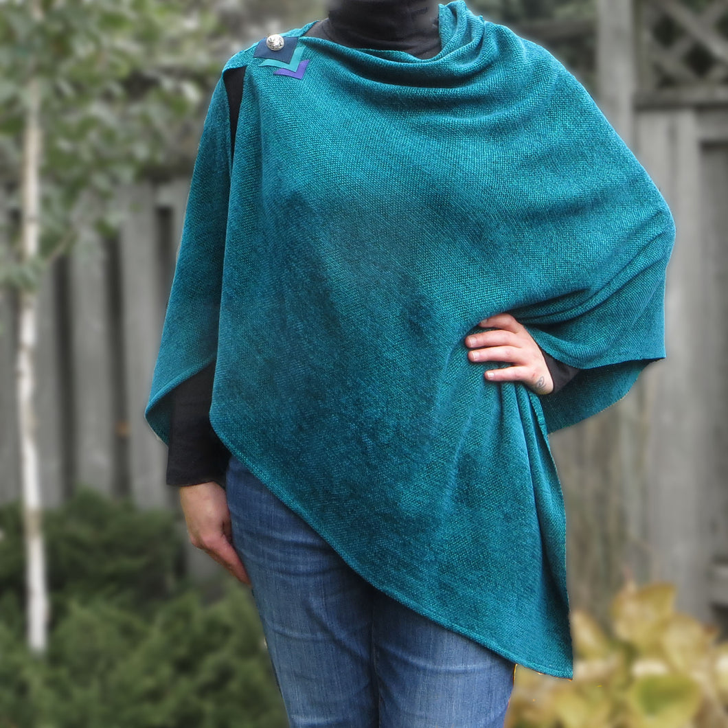 Wrap with Suede Closure (Jade)