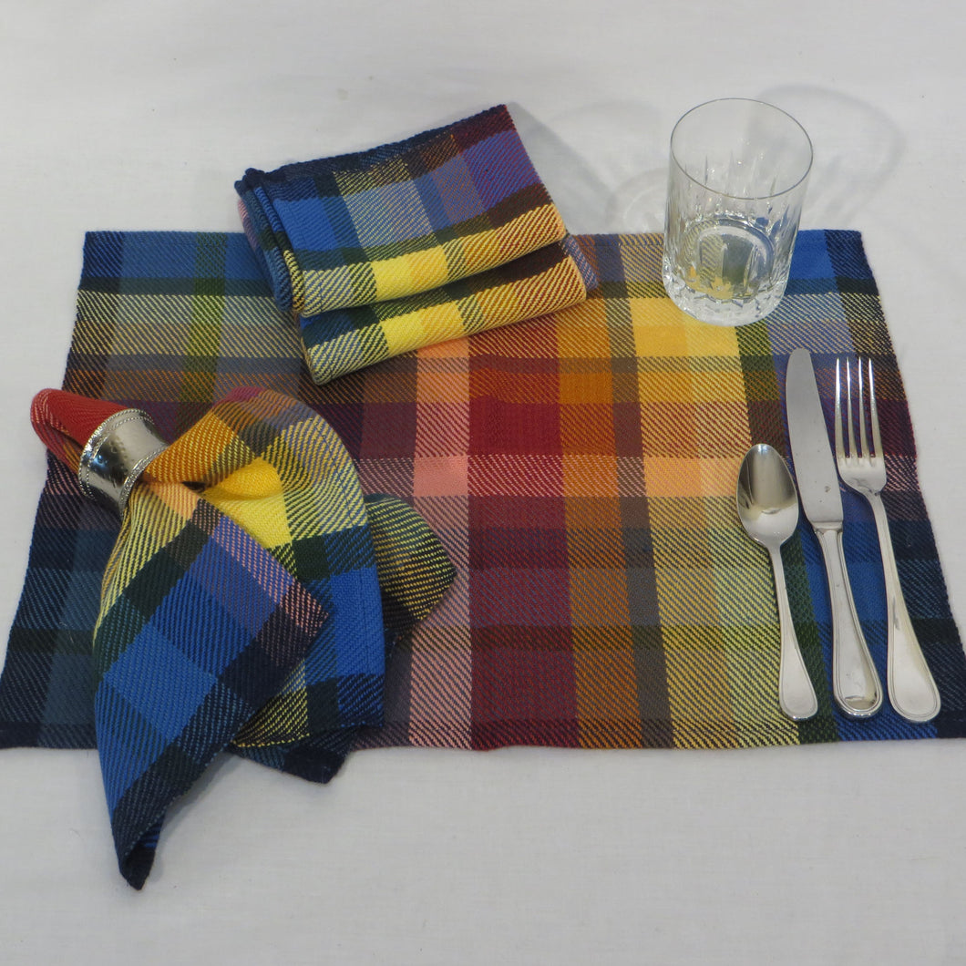 Placemat (Harvest Time) Set of 4