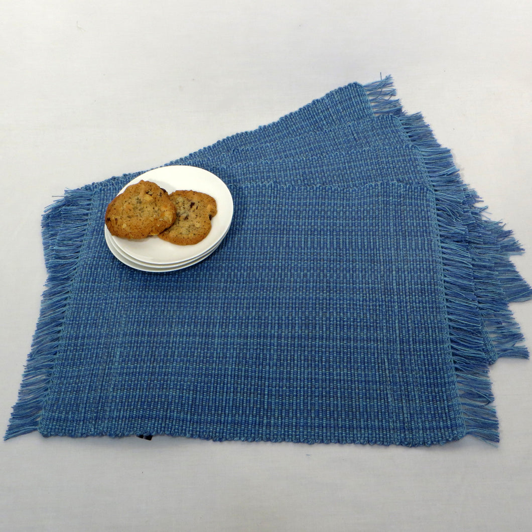 Blue Multi Placemats