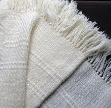Load image into Gallery viewer, Mohair Throw (Natural)