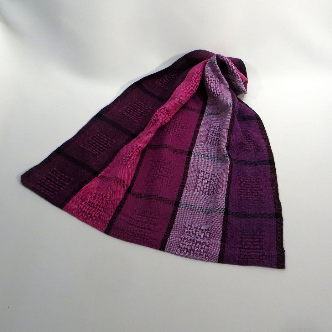 Tea Towel (Purples)