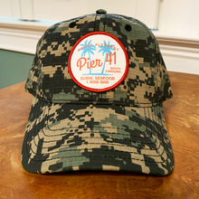 Load image into Gallery viewer, Pier 41 Palms Camo Hat