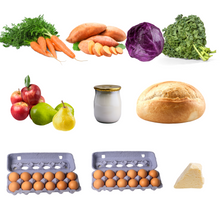 Load image into Gallery viewer, Farm Fresh Package with Ingredients Only (3)