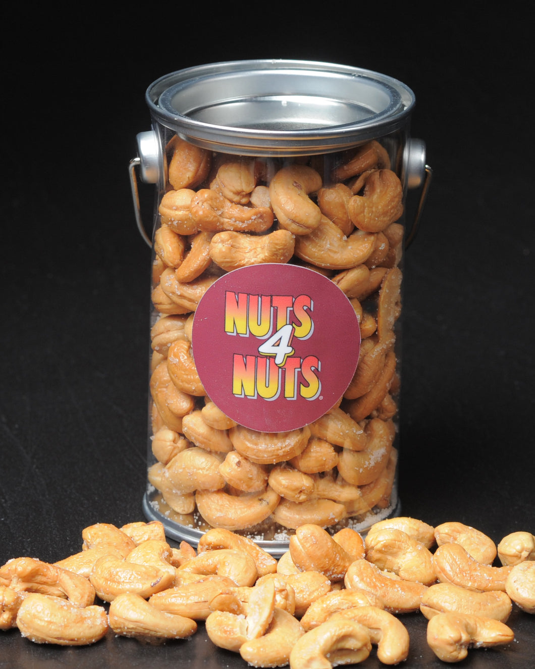 Roasted Cashews Gift Tin