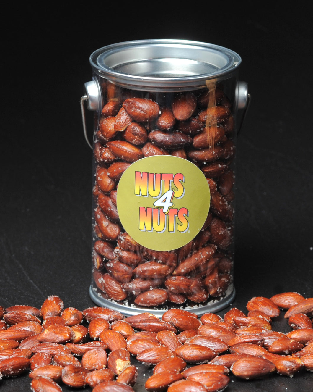 Roasted Almonds Gift Tin