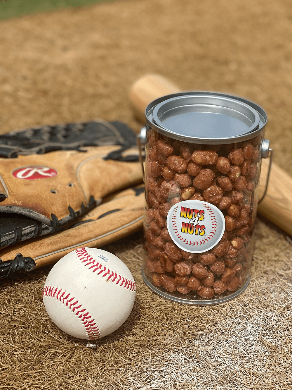 Nuts4Baseball Gift Tin