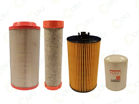 Filter Kit - Doppstadt SM518 (CAT Engine) - 250 Hour