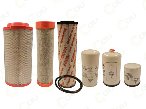 Filter Kit - Doppstadt SM518 Plus / SM620 Plus - 1000 Hour