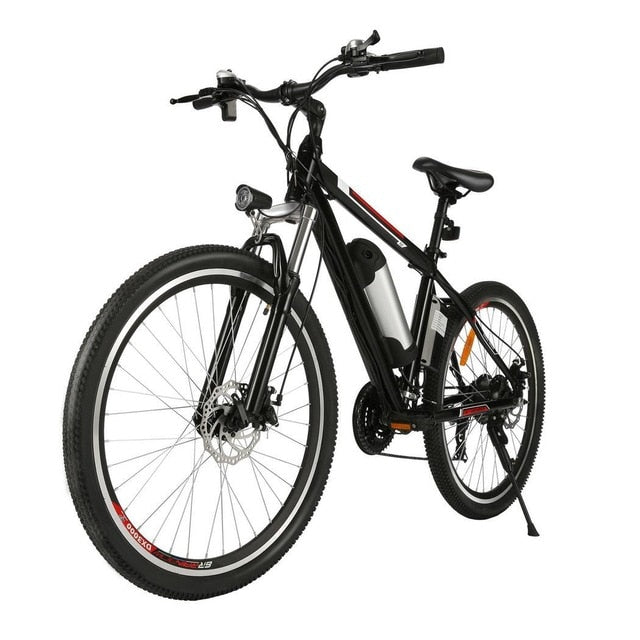 Electric Bicycle Mountain Bike Cycling Bicycle 25 inch Wheel Aluminum Alloy Frame