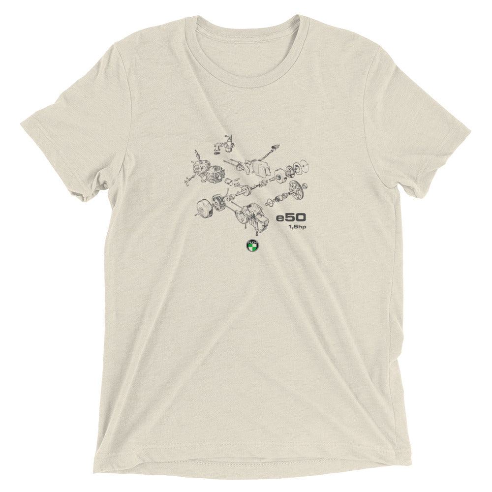 Exploded Engine T-shirt