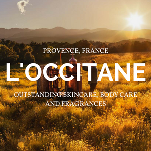 LOCCITANT EN PROVENCE DELIGHTFUL FRENCH BODY CARE PRODUCTS