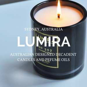 LUMIRA PREMIUM AUSTRALIAN CANDLES AND SCENTS