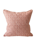 Load image into Gallery viewer, WALTER G Fez Guava linen cushion