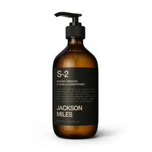 JACKSON MILES - S-2 Havana Tobacco & Vanilla Conditioner 500ml