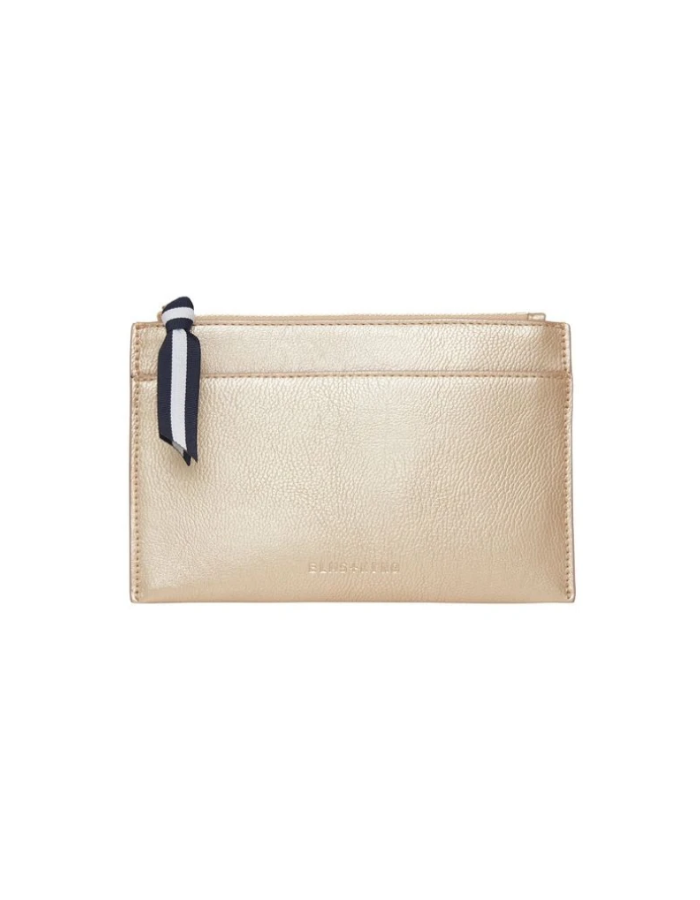 Accessories, Elms & King, Elms & King New York Coin Purse - Light Gold - Hawkes General Store