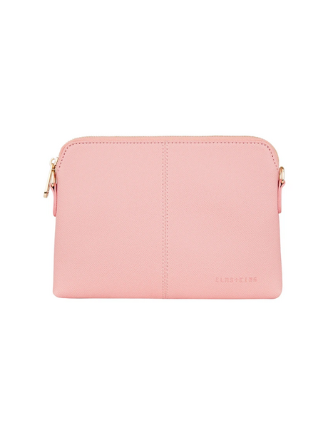 Accessories, Elms & King, Elms & King Bowery Wallet - Carnation Pink - Hawkes General Store