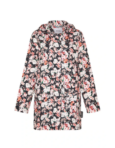 PAQME Recycled Anyday Raincoat - Fleur