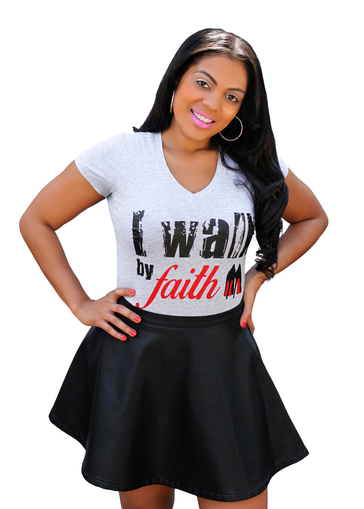 Christian Couture Walk By Faith