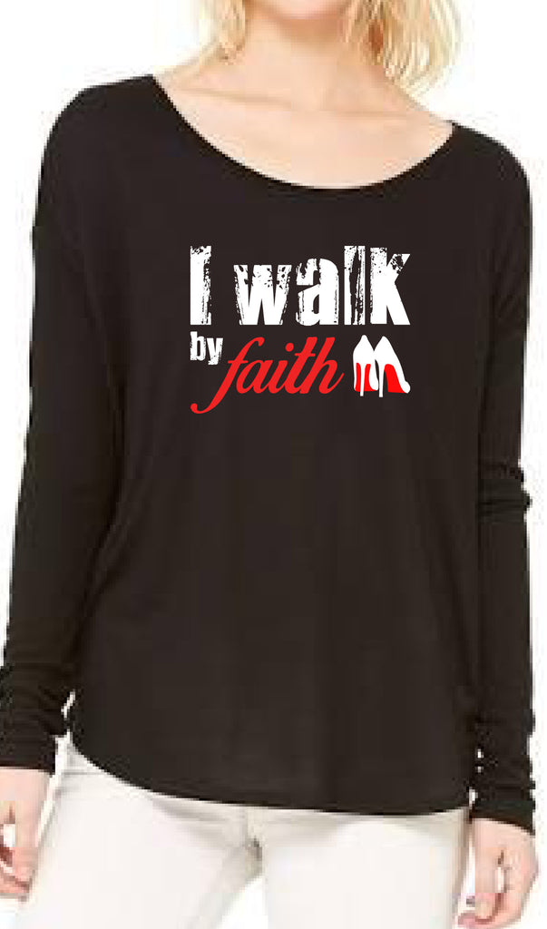 I Walk By Faith