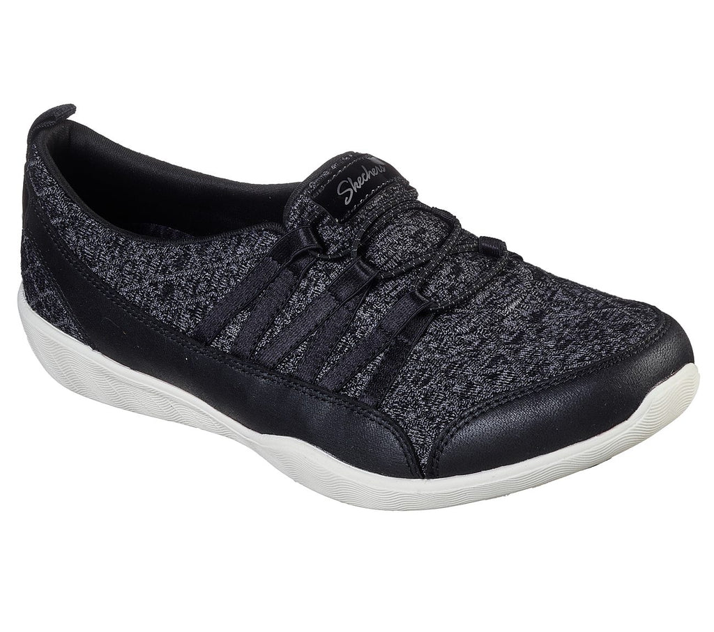 Skechers Women's Active Newbury St 100171-BLK