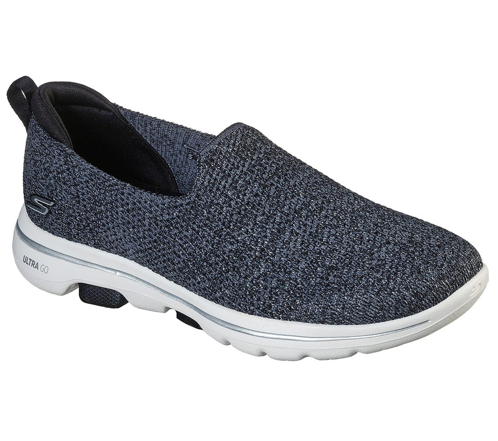 Skechers Go Walk Womens Go Walk 5 124162-BKW