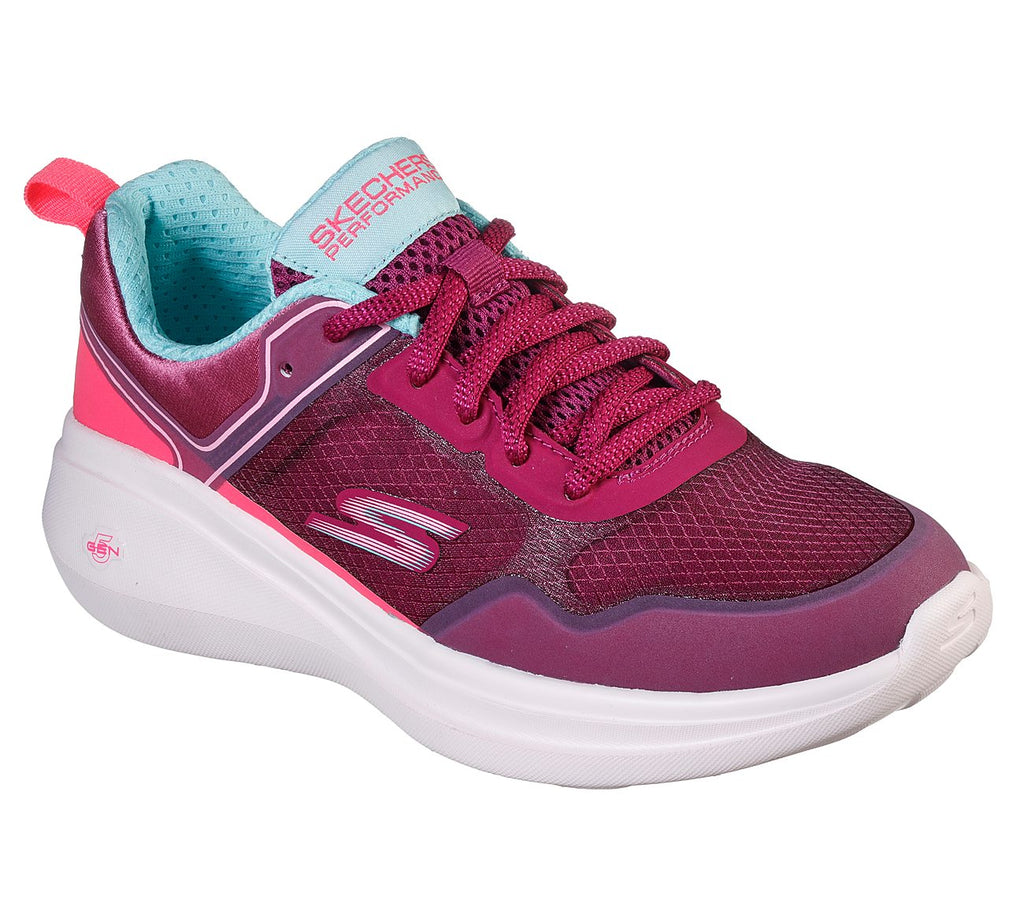Skechers Womens Go Run Fast Performance Womens Shoes - 128179-RAS
