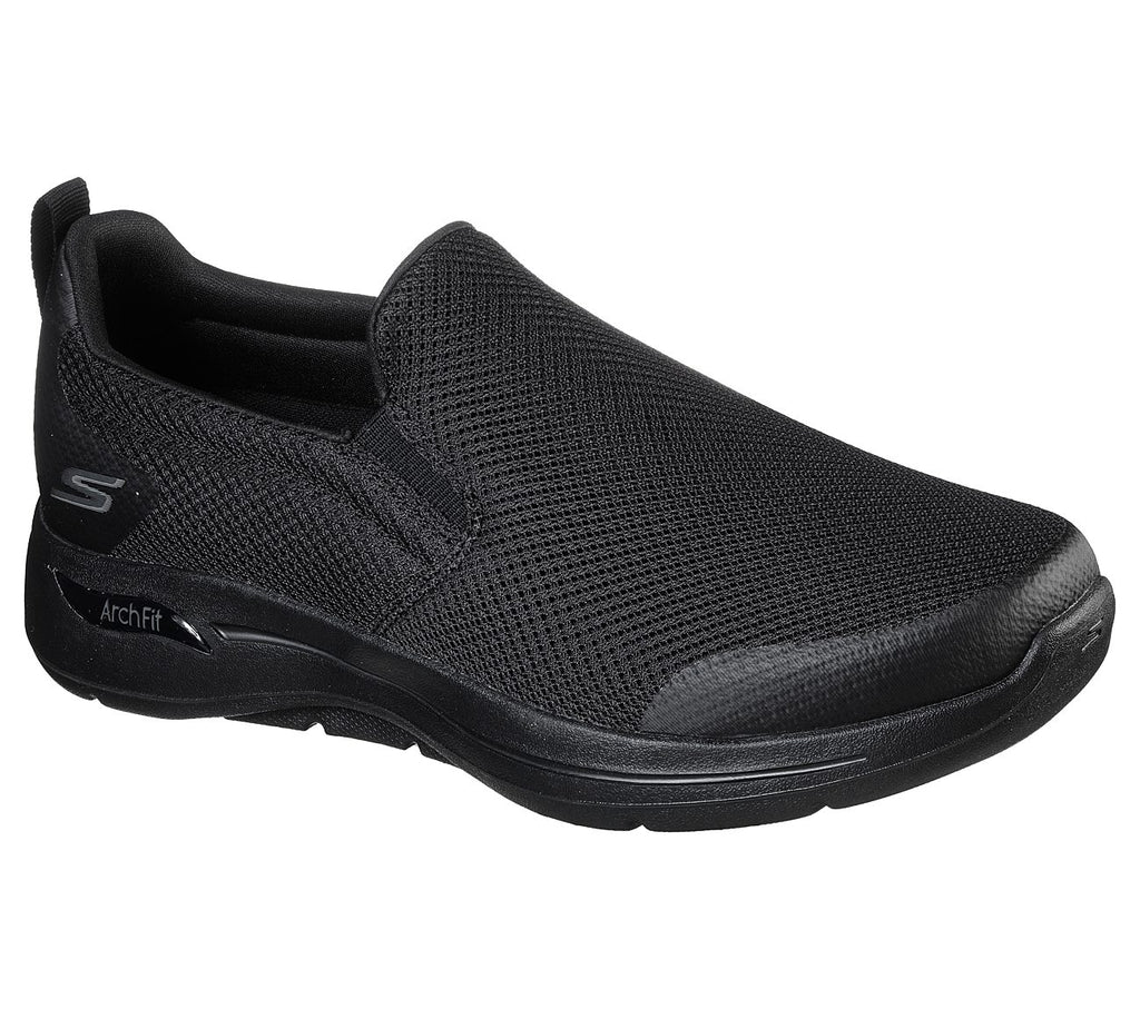 Skechers Go Walk Mens Go Walk Arch Fit 216121-BBK
