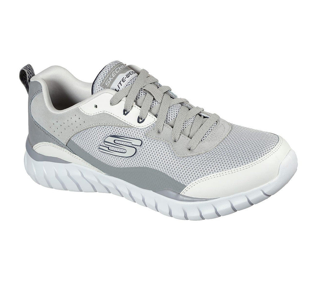 Skechers Sport Mens Overhaul 232046-LTGY