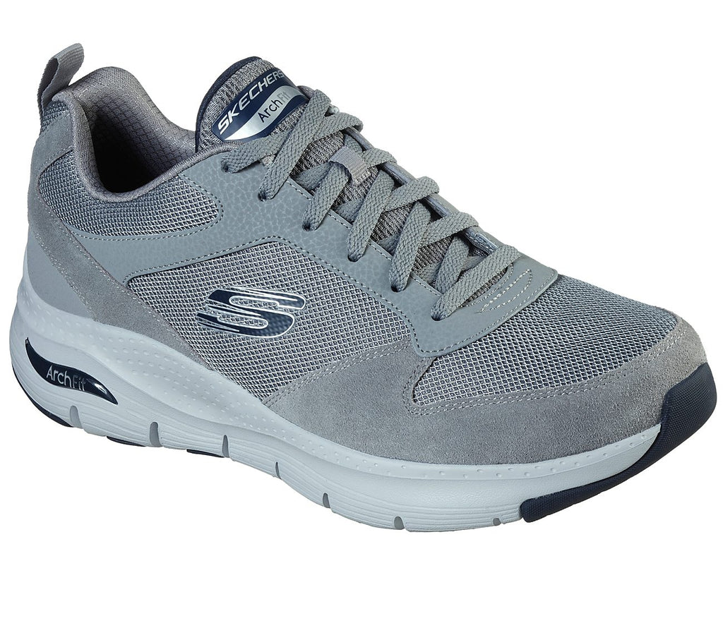 Skechers Sport Mens Arch Fit 232101-GRY