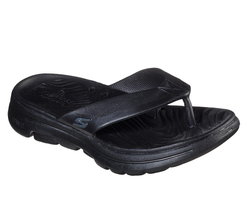 Skechers Cali Gear Foamies Mens Go Walk 5 - 243006-BBK