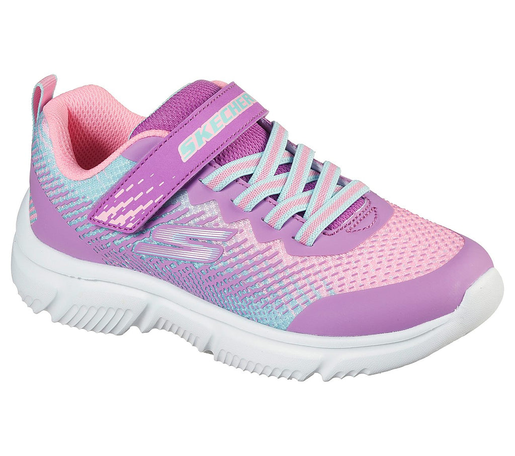 Skechers Girls Go Run 650 Skechers Girls Shoes - 302430L-PRMT