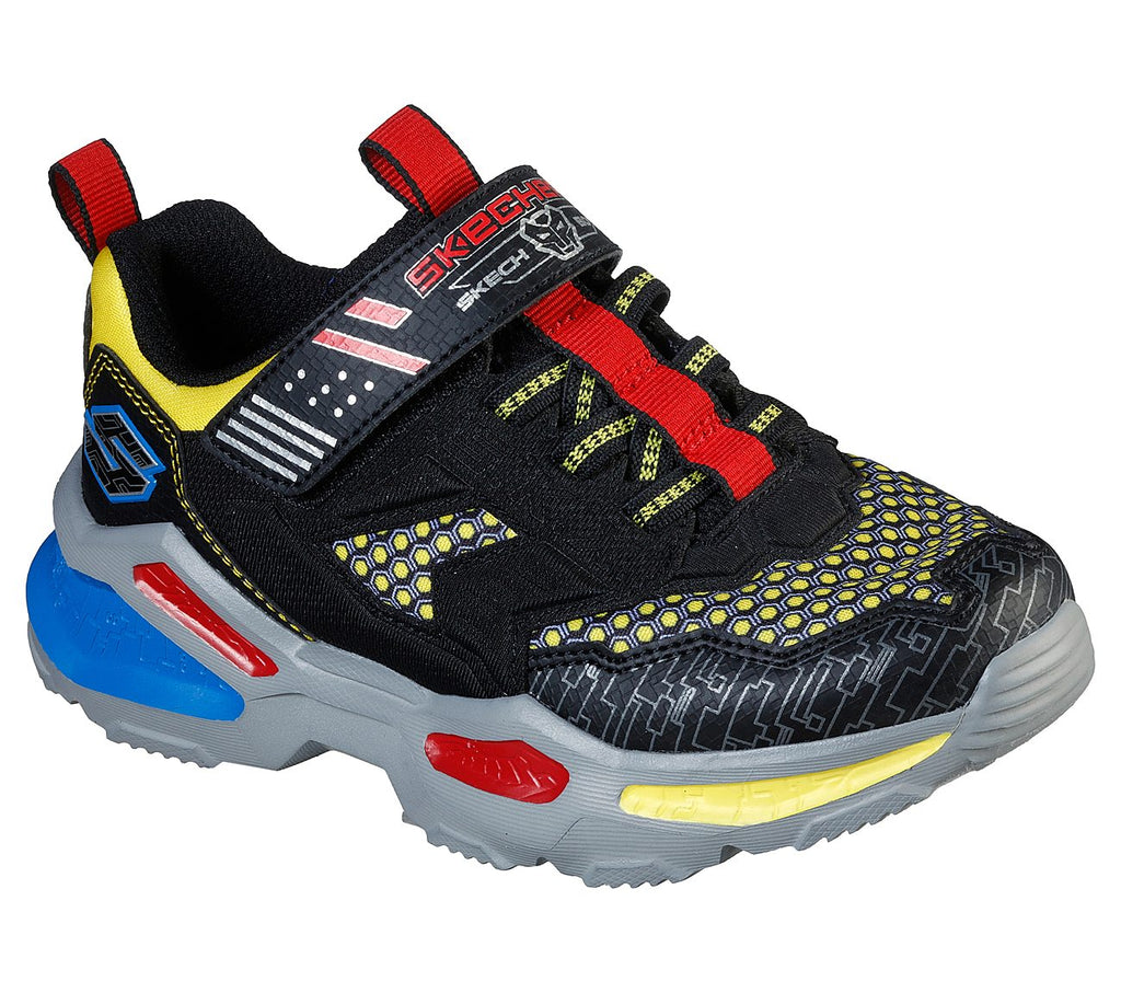 Skechers Boys Skech-Bots Skechers Boys Shoes - 402105L-BMLT