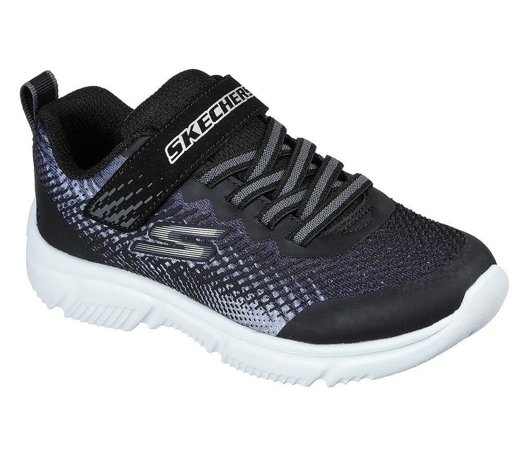 Skechers Boys Go Run 650 Skechers Boys Shoes - 405035L-BKSL