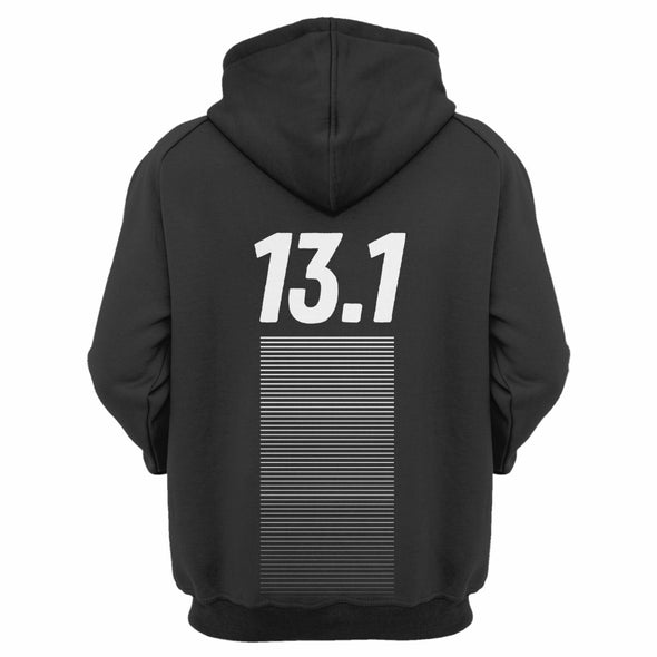 'Malibu' Adult Sustainable 10.3 oz Hoody - Black