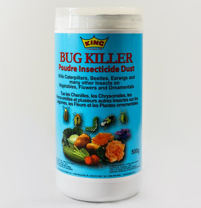 BUG AND INSECT KILLER- 500G (Sold Out)