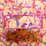 HimeDere Eyes Holographic Glitter Sticker