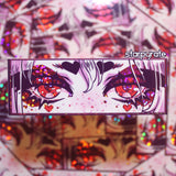 Hard LoveCore Eyes Holographic Sticker