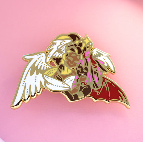 They Gay Pin