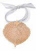 Aspen Leaf Ornament- Rose Gold