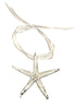 Starfish Ornament- Silver