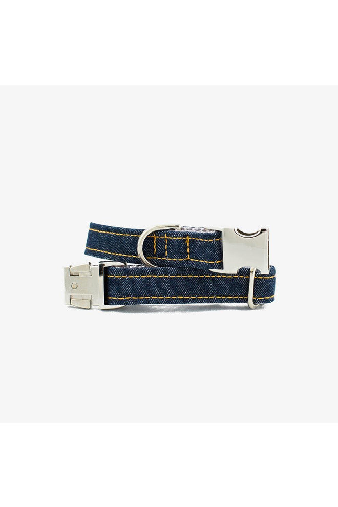 COOL DENIM LEASH