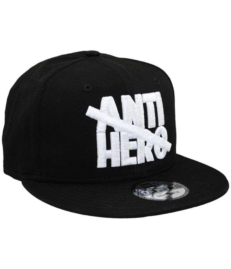 Slaine VS Termanology Anti Hero New Era Snapback Hat